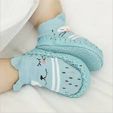 <b>Baby Socks with Rubber Soles</b> Newborn Girl Winter Clothes Infant ...