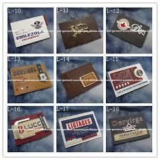L-60 <b>fashion</b> leather patch,<b>hot selling</b> leather label,garment <b>jeans</b> ...