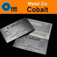 Online Shop Co Cobalt Cube <b>Plate Sheet</b> Coin Block High Pure ...