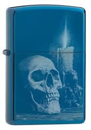 <b>Зажигалка Zippo</b> Classic с <b>покрытием</b> High Polish Blue, 29704 на ...