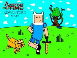 [200000+ DOWNLOADS!]Adventure Time Adventure Map! - Maps ...