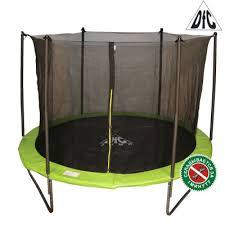 <b>Батут DFC JUMP</b> 244 см складной, c сеткой, цвет apple green ...