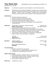 sample of a warehouse resume combination resume sample distribution warehouse worker yangi