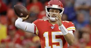 Patrick Mahomes will be limited for a while with ankle injury - The ...