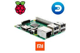 <b>Raspberry Pi</b> Model 3 B - устанавливаем систему управления ...