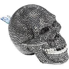 <b>Копилка Skull</b> Crystal, коллекция Череп с кристаллами купить в ...