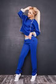 Стильный костюм синего цвета: продажа, цена в Одессе ...