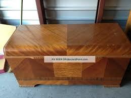 1945 antique art deco waterfall style lane cedar bedroom hope chest 1900 1950 photo antique art deco bedroom furniture
