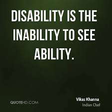 Ability Quotes - Page 1 | QuoteHD via Relatably.com