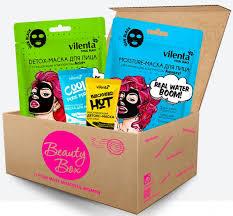 Подарочный набор <b>Beauty</b> Box Blackmania <b>Vilenta</b> — купить в ...