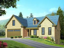 Plan H    Find Unique House Plans  Home Plans and Floor    Sloping Lot Home  H