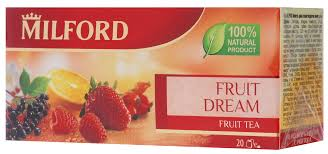 <b>Milford Фруктовая</b> мечта <b>фруктовый чай</b> в пакетиках, 20 шт ...