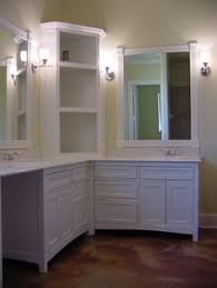 bathroom features gray shaker vanity: shaker style his and hers vanity awesome for a big enough bathroom my master bath is big enoughjust have to re configure a bitdifferent color
