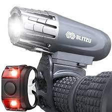 Buy Blitzu Super Bright <b>USB Rechargeable Bike Light</b> Online at Low ...