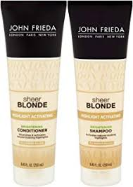 John Frieda Sheer Blonde Go Blonder Lightening ... - Amazon.com