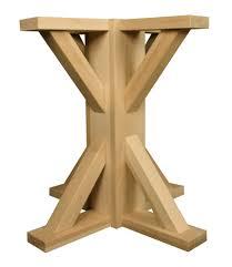 nikai rectangular table base