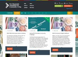 big bright sun communications new brunswick association for the site incorporates web accessibility best practices such as adjustable character size and extra large text fields and buttons