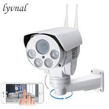 LYVNAL <b>1080P 960P 3G 4G</b> SIM Card Camera Wifi Outdoor PTZ ...