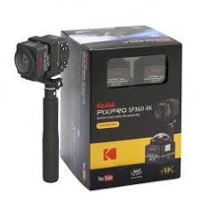 SP360 <b>4K Dual</b> Pro Pack | KODAK PIXPRO Digital Cameras