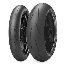 <b>Metzeler Racetec RR</b> K3 Medium Tires   27% ($142.05) Off! - RevZilla