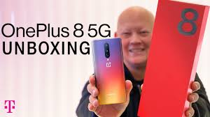 <b>OnePlus 8</b> Unboxing: NEW <b>5G</b> Phone with Des | T-Mobile - YouTube