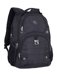 <b>Рюкзак PULSE SOLID</b> BLACK, 34x46x26см <b>Pulse</b> 12801104 в ...