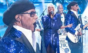 Strictly Come Dancing: Fans brand Nile Rogers and <b>Chic's</b> intro the ...