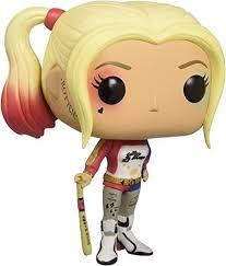 <b>Funko POP</b> Movies: Suicide Squad Action Figure, <b>Harley Quinn</b>