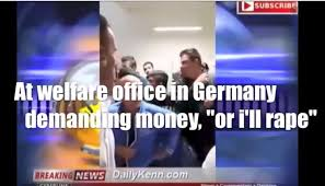 Image result for images cartoons  migrant rapes in europe germany
