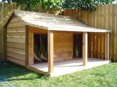 Dog houses  Dog house plans and Dogs on PinterestDIY Dog House Building Plans  amp  Designs   Squidoo   Welcome to Squidoo