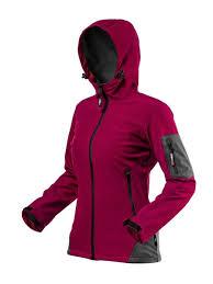 <b>Куртка Softshell женская</b>, бордовая, размер 36-44 NEO 10519706 ...