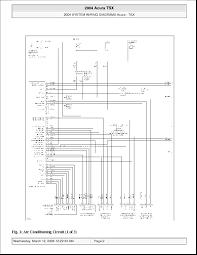 acura tsx radio wiring diagram acura wiring diagrams online