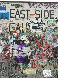 european travels a photo essay and spain east side gallery the only section of the berlin wall that is still standing and is now covered graffiti and paintings