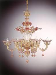 Lampadario Murano Rosa : Classici di murano lampadario serie barnaba stile classico in