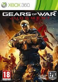 Gears of War Judgment RGH Español Castellano Xbox 360 + DLCs [Mega+]