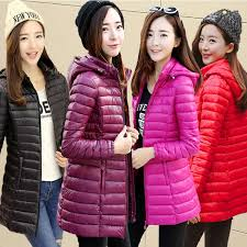 <b>Autumn Winter couple models</b> light down jacket Large size cotton ...