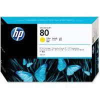 <b>HP 80</b> (C4848A) Original <b>Ink Cartridge</b> - Single Pack