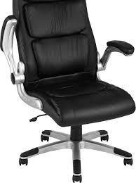 <b>Кресло руководителя TopChairs</b> Force черный/хром купить за 9990