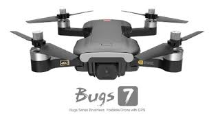 €98 with coupon for MJX Bugs <b>B7 GPS</b> With 4K 5G WIFI Camera ...