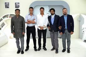 Akshay Kumar as a villain in Robo-2 !