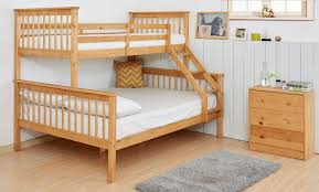 China K1532 <b>High Quality Solid</b> Wood Triple Bunk Bed for Kids ...