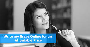 Write My Essay Service   Affordable