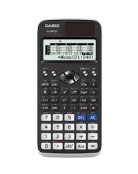 scientific variable statistics calculator casio fx 991ex high performance scientific calculator