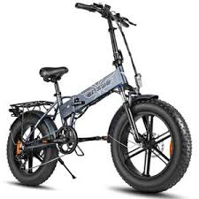<b>500W</b> Folding E-Bike | Fat Tire Mountain Electric Bike | <b>Engwe</b> ...