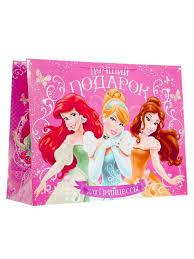 <b>Пакет подарочный</b> Гигант, <b>Принцессы Disney</b> 5828386 в ...
