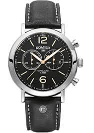 <b>Часы Roamer 935.951.41.54.09</b> - купить мужские наручные <b>часы</b> в ...