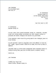 letter of resignation completed – resignation letterletter of resignation compl