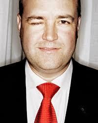 Swedish Prime Minister Fredrik Reinfeldt. - FredrikReinfeldt