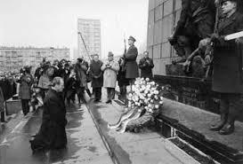 Willy Brandt Kniefall Warschauer Ghetto