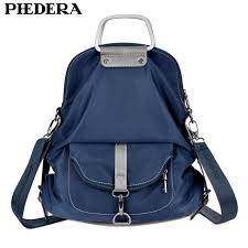 <b>PHEDERA</b> New <b>Multi Purpose Oxford</b> Female Backpack Fashion ...